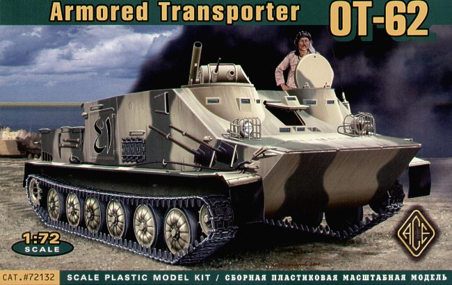 OT-62 Tracked Armored Transporter
