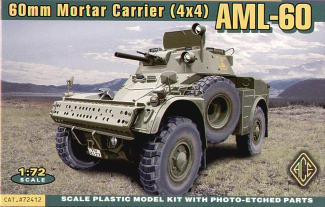 AML-60 60mm Mortar Carrier