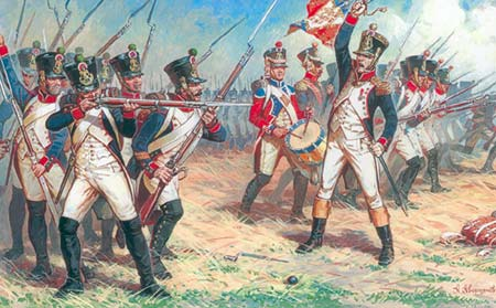 French Infantry 1805-1813