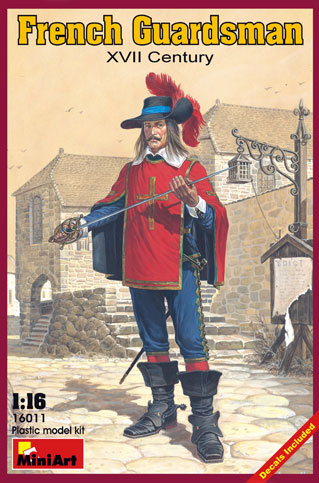 French Guardsman XV Century