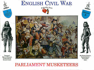 PARLIAMENT MUSKETEERS