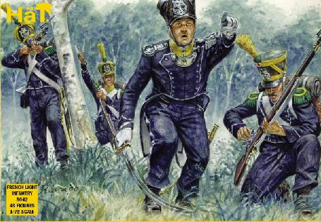 Napoleonic French Light Infantry