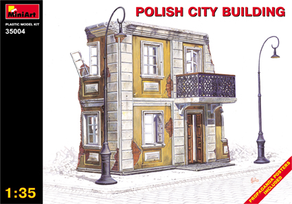 POLISH CITY BUILDING