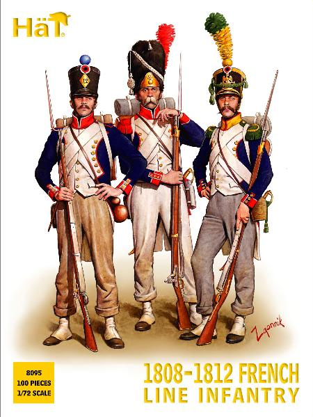 1808-1812 French Infantry