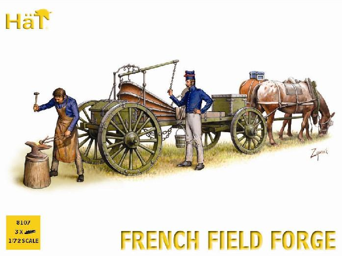 Napoleonic French Field Forge