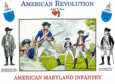 AMERICAN MARYLAND INFANTRY