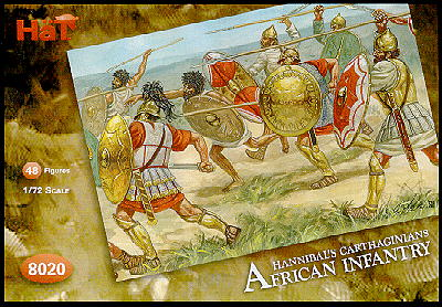 Carthaginian African Infantry