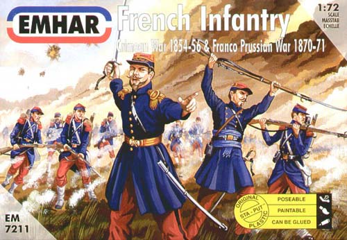 French Infanrty Crimea