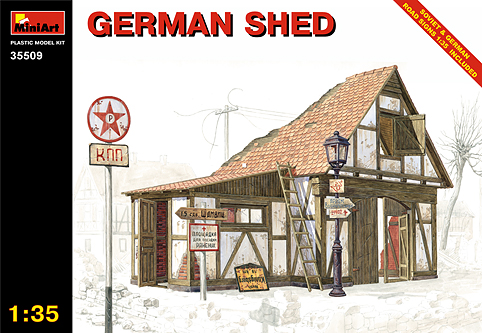 GERMAN  SHED