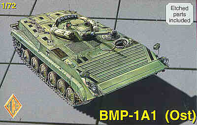 "BMP-1A1 ""Ost"" (w/etched parts)"