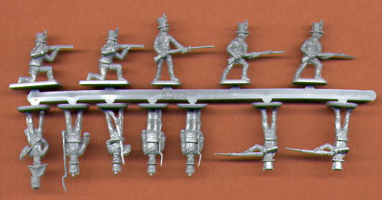 1805 Russian Light Infantry (Austerlitz)
